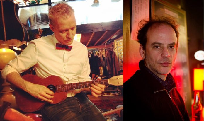 Tuesday November 8th sees the appearance of The Spin Doctors' Chris Barron and New York legend and Antifolk founder Lach at Mad Hatters, Inverness.