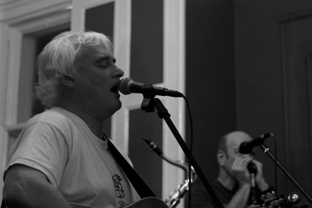 Dougie Burns at Glen Mhor Hotel 29 - Dougie Burns and the Cadilacs, 4/11/2016 - Images