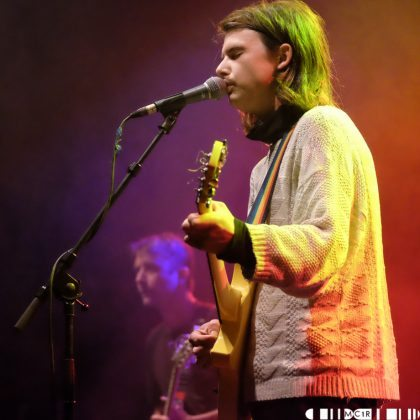 Spinning Coin at Ironworks 15/11/2016
