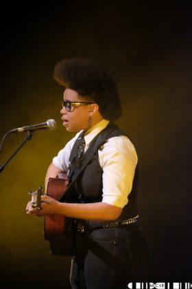 Amythyst Kiah at Eden Court, Inverness 10:2:2017