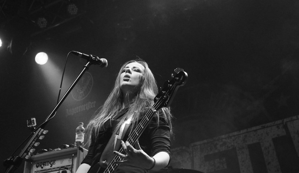 The Amorettes, Ironworks Inverness 7:3:2017