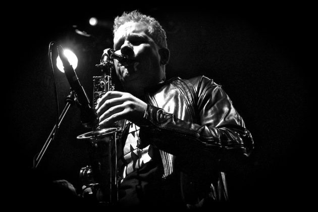 Theatre of Hate, Ironworks, Inverness 18/3/2017