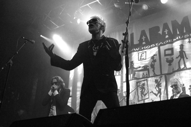 Alabama 3 at Ironworks Inverness on the 21st of April 2017. 3539 1 630x420 - Alabama 3, 22/4/2017 - Images