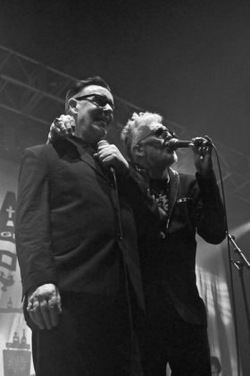 Alabama 3 at Ironworks Inverness on the 21st of April 2017. 3699 1 280x420 - Alabama 3, 22/4/2017 - Images