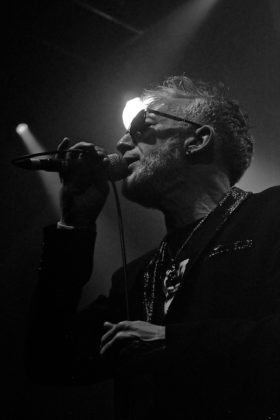Alabama 3 at Ironworks Inverness on the 21st of April 2017. 3836 280x420 - Alabama 3, 22/4/2017 - Images