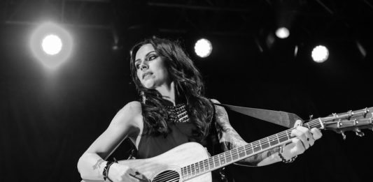 review Amy MacDonald currently on the Under the Stars tour at Ironworks, Inverness on the 12th of April.