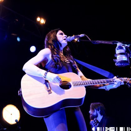 Amy MacDonald at Ironworks, Inverness. 12:4:2017