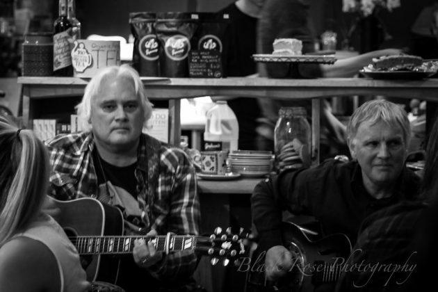 Dougie Burns Acoustic Music Night at Velocity 2017