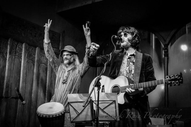 Velocity Acoustic Music Club play The Beatles, Hootananny, 31st of March 2017
