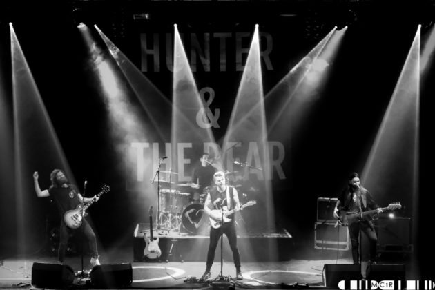 Hunter The Bear at Ironworks Inverness on the 18th of May 2017 38 630x420 - Hunter & The Bear, 18/5/2017 - Images