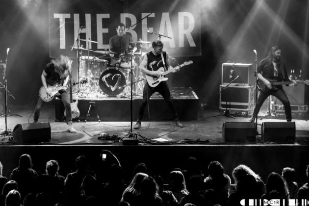 Hunter The Bear at Ironworks Inverness on the 18th of May 2017 41 630x420 - Hunter & The Bear, 18/5/2017 - Images