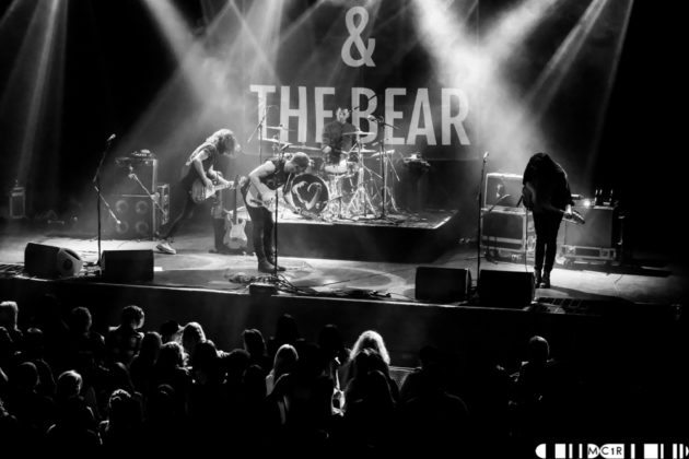 Hunter The Bear at Ironworks Inverness on the 18th of May 2017 42 630x420 - Hunter & The Bear, 18/5/2017 - Images
