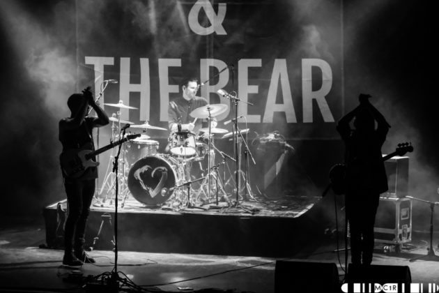 Hunter The Bear at Ironworks Inverness on the 18th of May 2017 43 630x420 - Hunter & The Bear, 18/5/2017 - Images