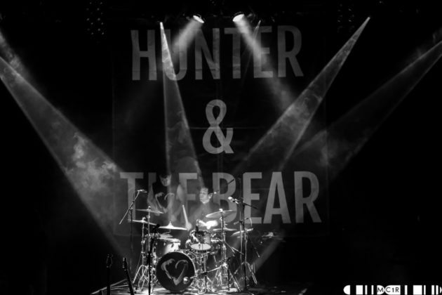 Hunter The Bear at Ironworks Inverness on the 18th of May 2017 45 630x420 - Hunter & The Bear, 18/5/2017 - Images