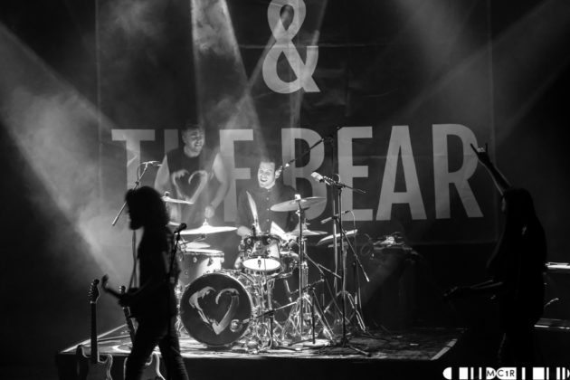 Hunter The Bear at Ironworks Inverness on the 18th of May 2017 46 630x420 - Hunter & The Bear, 18/5/2017 - Images