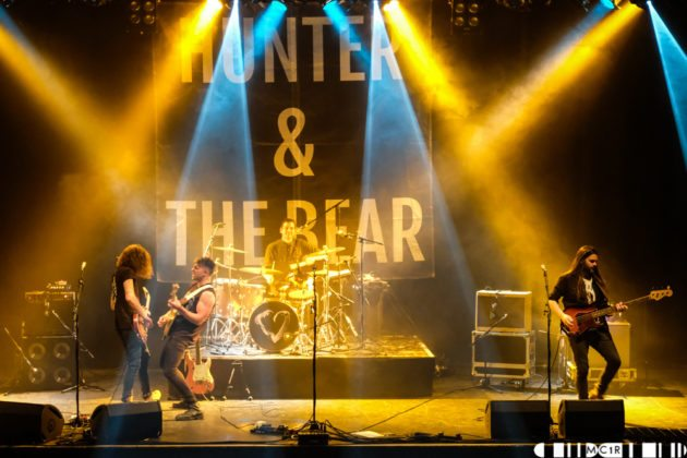 Hunter The Bear at Ironworks Inverness on the 18th of May 2017 47 630x420 - Hunter & The Bear, 18/5/2017 - Images