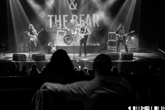 Hunter The Bear at Ironworks Inverness on the 18th of May 2017 49 630x420 - Hunter & The Bear, 18/5/2017 - Images