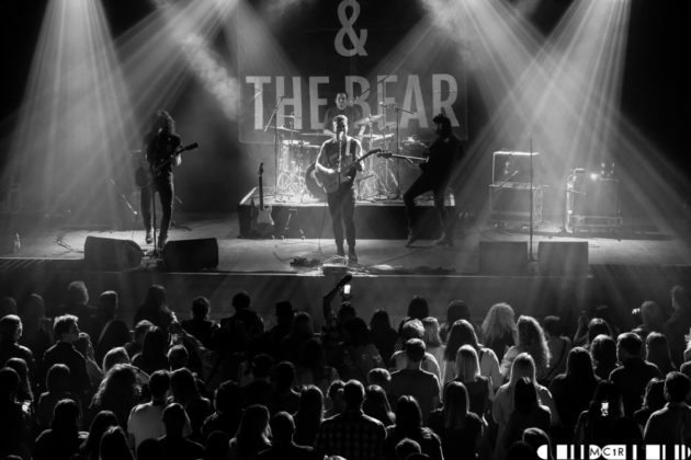 Hunter The Bear at Ironworks Inverness on the 18th of May 2017 52 630x420 - Hunter & The Bear, 18/5/2017 - Images