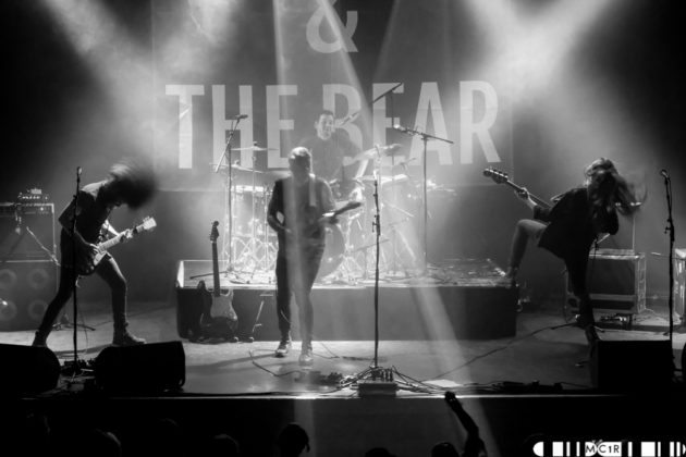 Hunter The Bear at Ironworks Inverness on the 18th of May 2017 58 630x420 - Hunter & The Bear, 18/5/2017 - Images