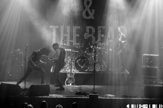 Hunter The Bear at Ironworks Inverness on the 18th of May 2017 62 630x420 - Hunter & The Bear, 18/5/2017 - Images