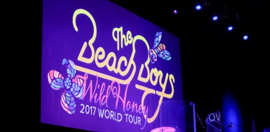 The Beach Boys at Inverness Leisure Centre 27:5:2017