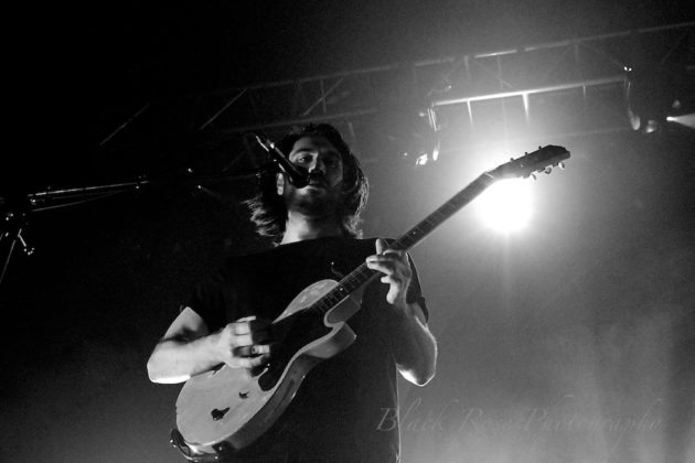 Twin Atlantic at Ironworks, Inverness on the 19th of May, 2017