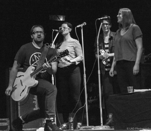 Wheatus at Ironworks, Inverness on the 6th of May, 2017.