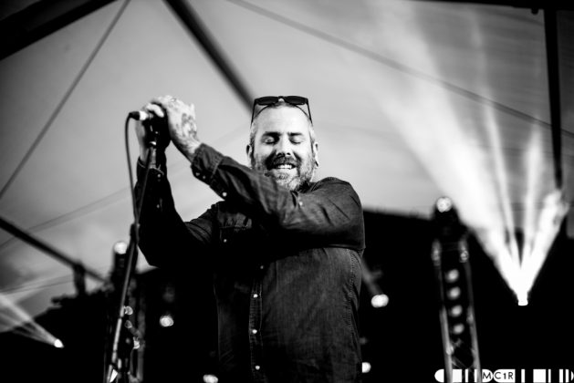 Iain McLaughlin and The Outsiders 17 at Northen Roots 2017  629x420 - Iain McLaughlin & The Outsiders, 23/6/2017 - Images