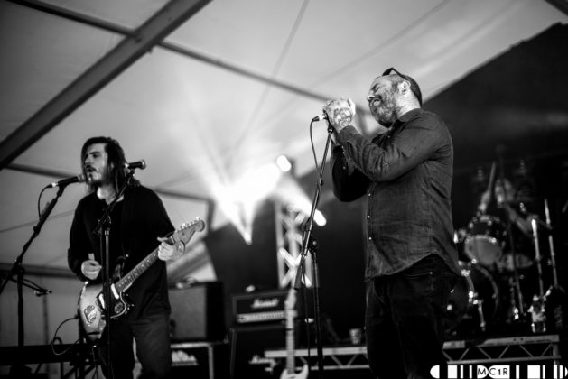 Iain McLaughlin and The Outsiders 23 at Northen Roots 2017  629x420 - Iain McLaughlin & The Outsiders, 23/6/2017 - Images