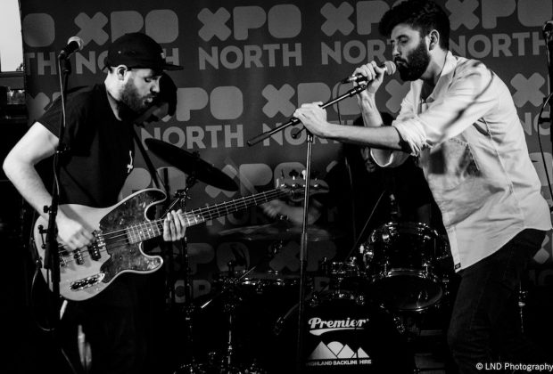 Scharff at XpoNorth 2017 jpg 620x420 - Review of Xpo North 2017 - Review and Photos