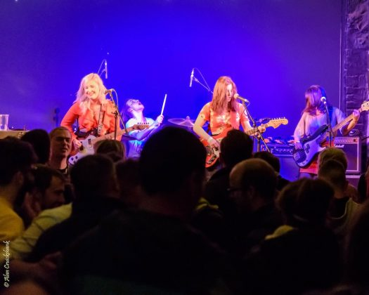 The Van T's at the Northern Roots Festival 2017