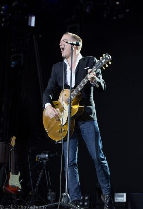 Bryan Adams , Inverness on the 16th of July 2017