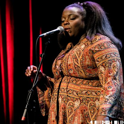Yola Carter at Eden Court Theatre 29062017 420x420 - Yola Carter, 29/6/17 - Review and Images