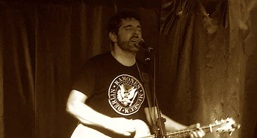 Jonah Matranga , with support from Polar Bears In Purgatory and Witching Waves, at Tooth & Claw, Inverness.