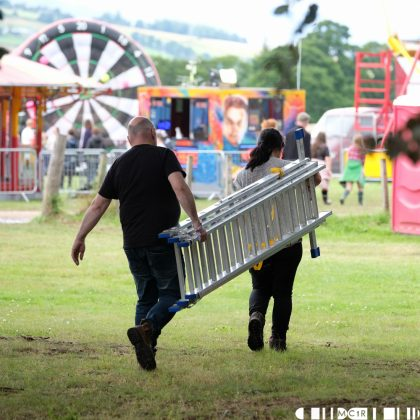 Around the Festival at Belladrum 2017