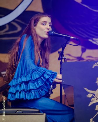 Birdy at Belladrum 2017