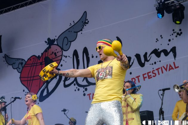 Colonel Mustard and The Dijon 5 26 at Belladrum 2017  630x420 - Colonel Mustard & The Dijon 5, 5/8/2017 - Images