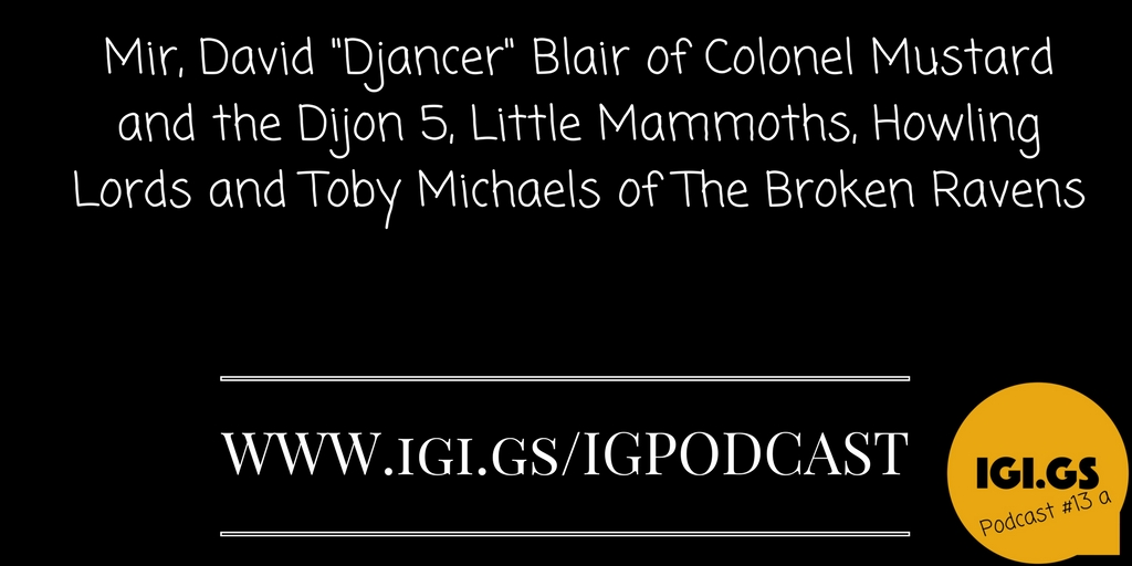 IGigs Podcast