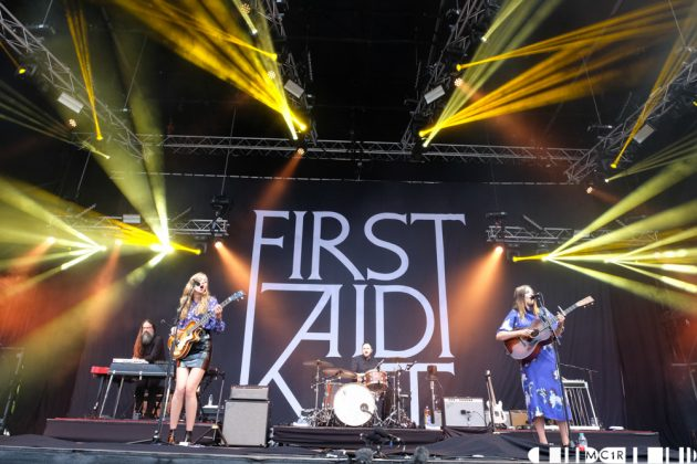 First Aid Kit 11 at Belladrum 2017  630x420 - First Aid Kit, 3/8/2017 - Images