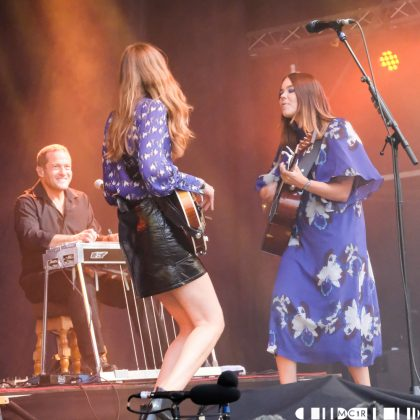 First Aid Kit 17 at Belladrum 2017  420x420 - First Aid Kit, 3/8/2017 - Images