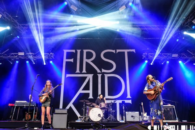 First Aid Kit 19 at Belladrum 2017  630x420 - First Aid Kit, 3/8/2017 - Images
