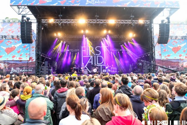 First Aid Kit 24 at Belladrum 2017  630x420 - First Aid Kit, 3/8/2017 - Images