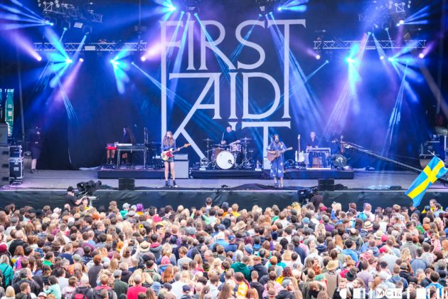 First Aid Kit 27 at Belladrum 2017  630x420 - First Aid Kit, 3/8/2017 - Images