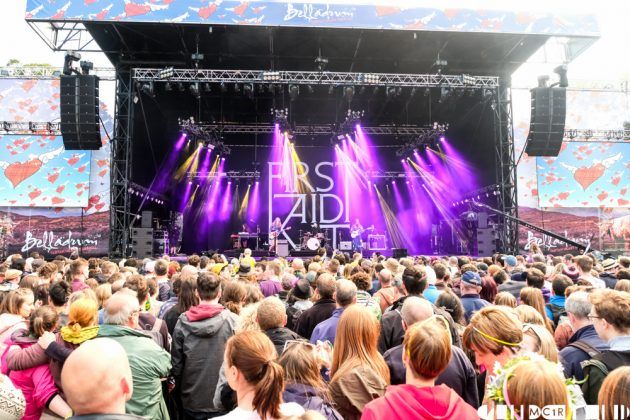 First Aid Kit 2at Belladrum 2017  630x420 - First Aid Kit, 3/8/2017 - Images