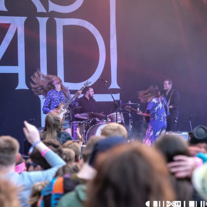 First Aid Kit 3at Belladrum 2017  420x420 - First Aid Kit, 3/8/2017 - Images