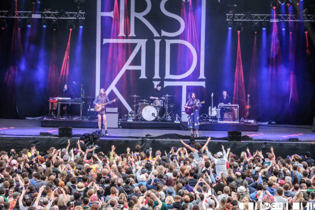 First Aid Kit 4at Belladrum 2017  630x420 - First Aid Kit, 3/8/2017 - Images