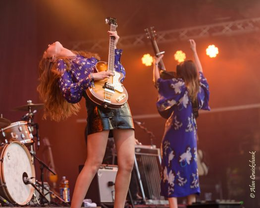 First Aid Kit at Belladrum 2017 1 525x420 - First Aid Kit, 3/8/2017 - Images