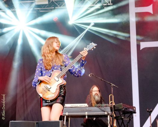 First Aid Kit at Belladrum 2017 15 525x420 - First Aid Kit, 3/8/2017 - Images