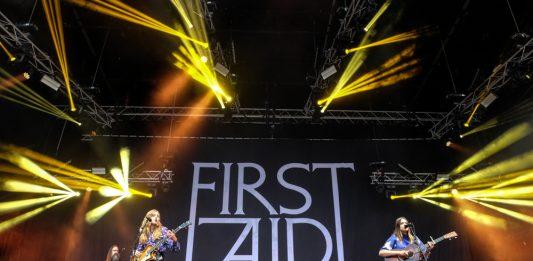 First Aid Kit at Belladrum 2017