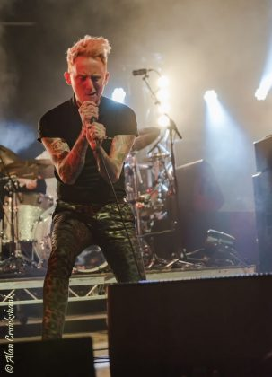 Frank Carter The Rattlesnakes at Belladrum 2017 34 303x420 - Frank Carter & The Rattlesnakes, 5/8/2017 - Images